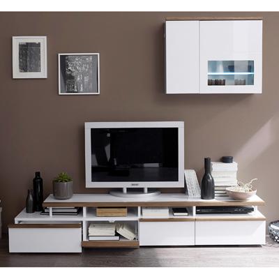 meubles tv 3 suisses banc tv enos laque ultra brillante. Black Bedroom Furniture Sets. Home Design Ideas