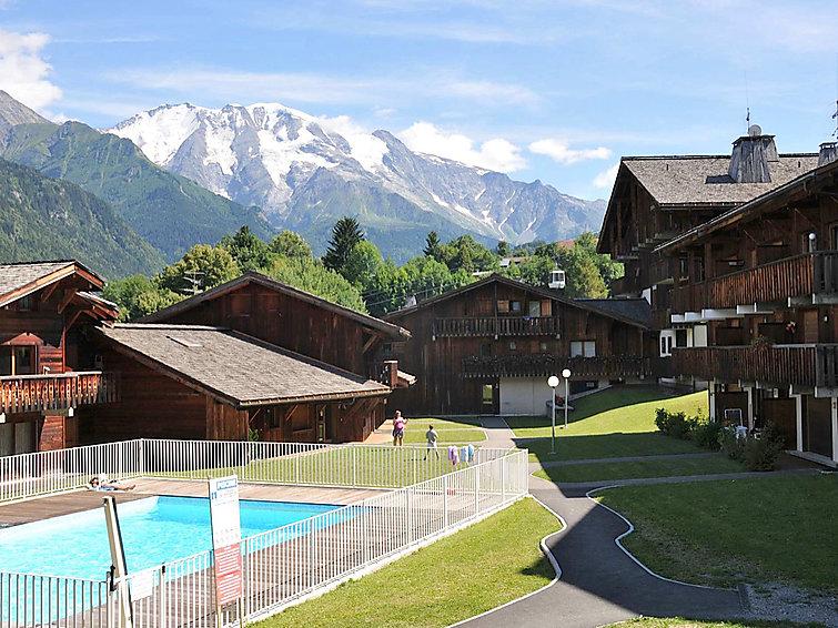 Location Saint Gervais Interhome - Appartement Les Grets à Saint Gervais