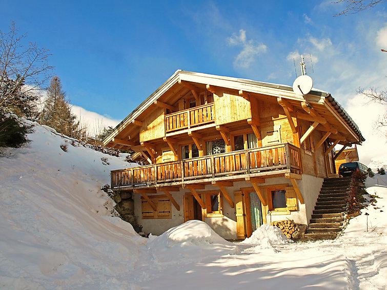 Location Saint Gervais Interhome - Maison de vacances du Bulle à Saint Gervais