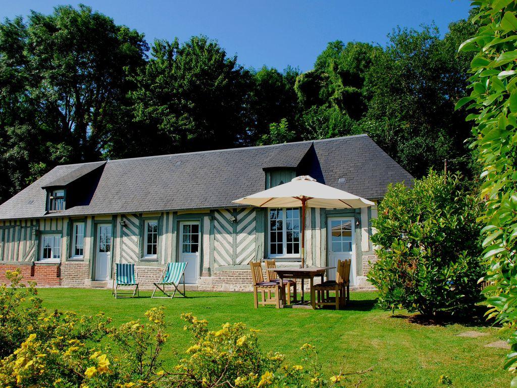 Abritel Location Honfleur Normandie - Maison et jardin de charme à Honfleur