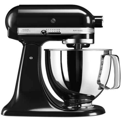 Robot pâtissier 5KSM125 L'Artisan noir KITCHENAID