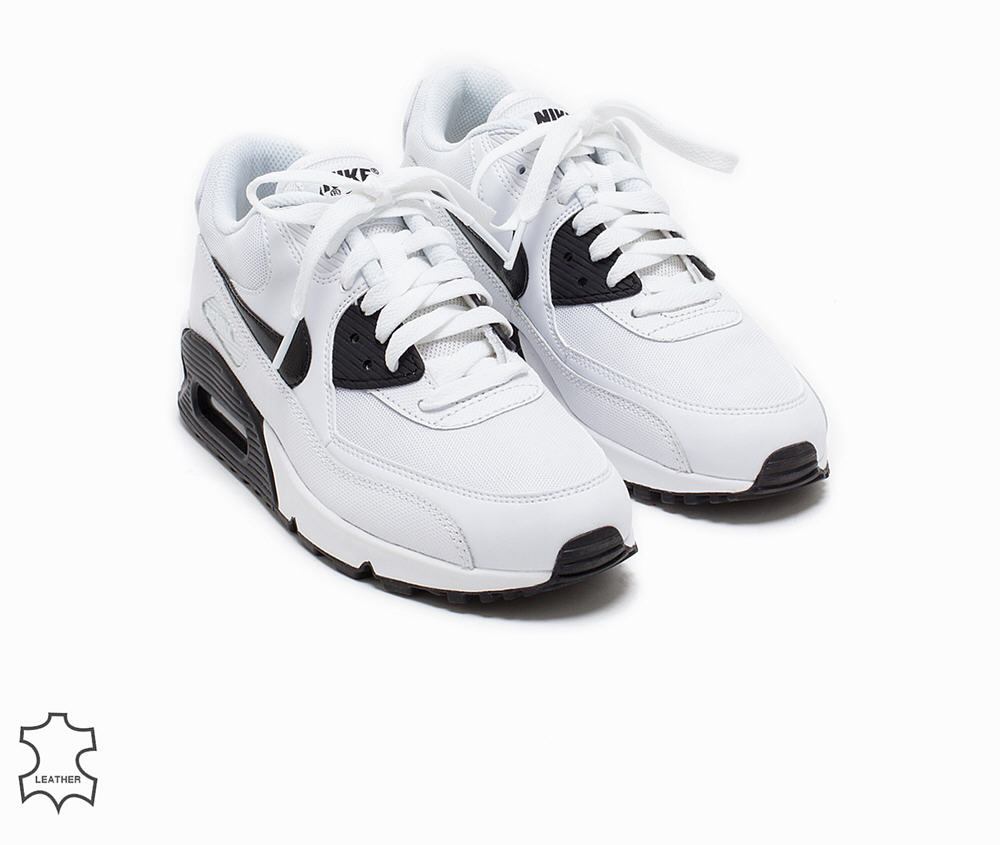 basket blanche nike aire max femme