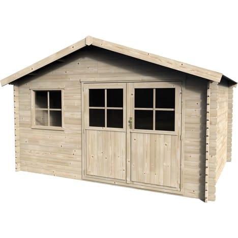 abri jardin bois courmayeur pas cher abri de jardin auchan ventes pas. Black Bedroom Furniture Sets. Home Design Ideas
