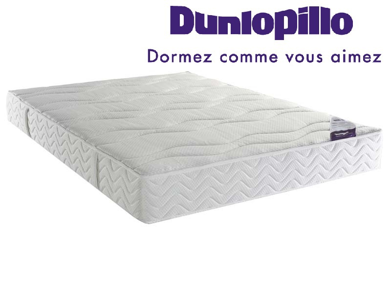 matelas usinedeco pas cher matelas dunlopillo ermes 160x200 18cm prix 645 99 euros ventes. Black Bedroom Furniture Sets. Home Design Ideas