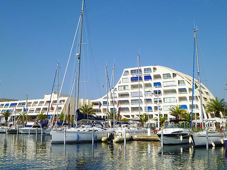 Location Port Camargue Interhome - Appartement Le Grand Pavois Port Camargue