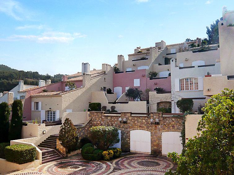Location Saint Cyr La Madrague Interhome, Appartement Hameau la Madrague