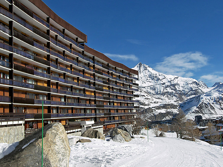 Location Tignes Interhome - Appartement Le Bec Rouge à Tignes