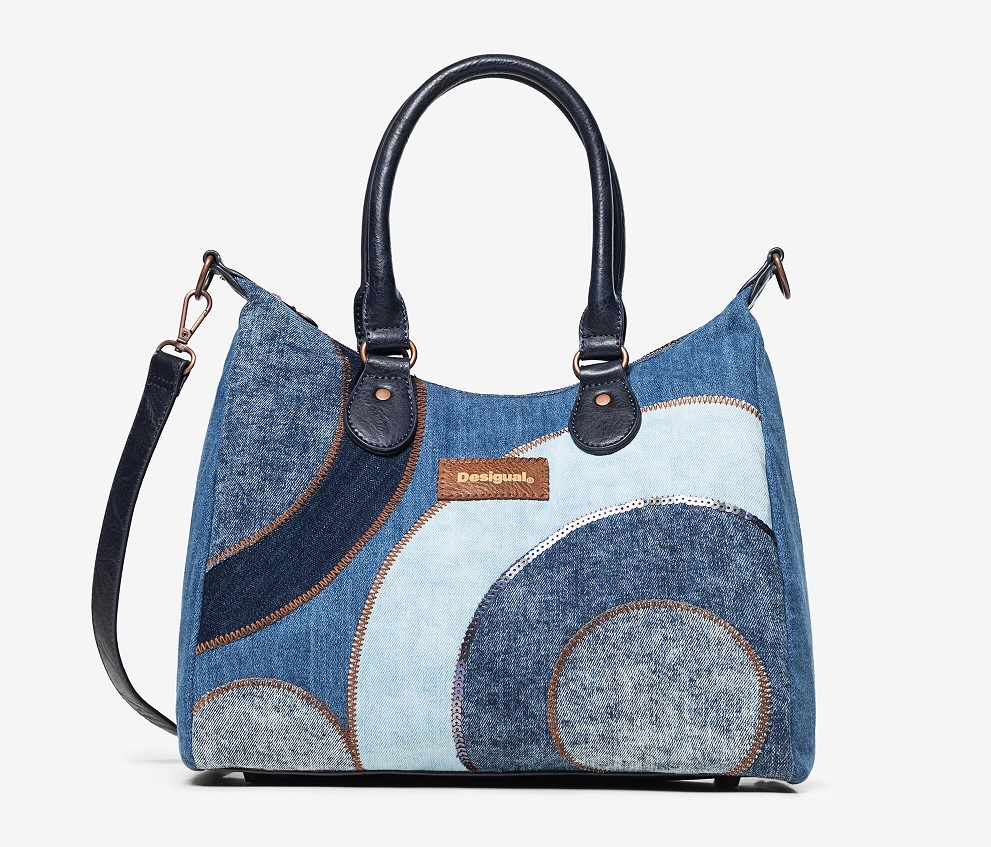 acheter sac a main desigual jeans