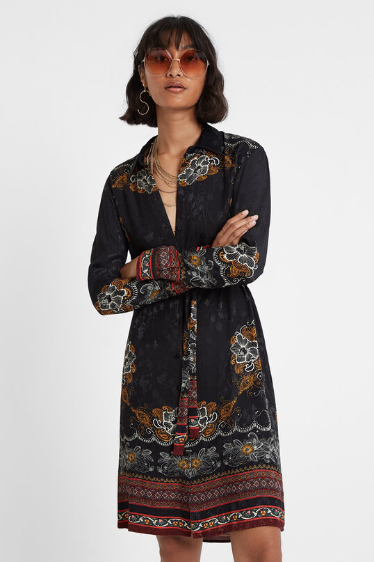 Robe chemise Cowgirl Desigual