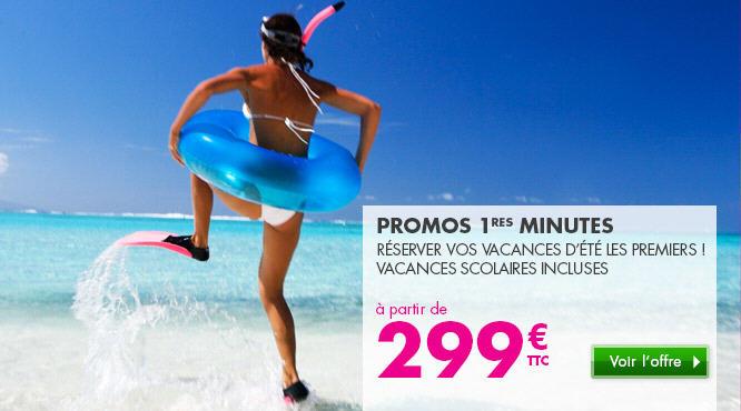 Marmara Promo 1eres Minutes à partir de 299.00 €