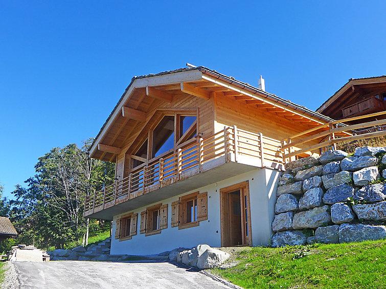 Interhome - Maison de vacances Chalet Jadi à Nendaz en Suisses