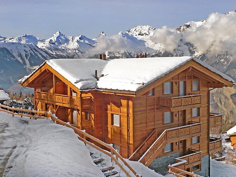 Location Suisse Interhome - Appartement La Corniche 3 à Nendaz