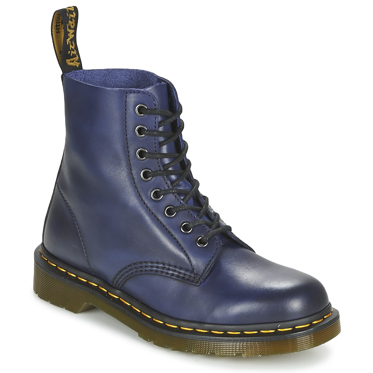 boots dr martens pascal marine boots femme spartoo ventes pas. Black Bedroom Furniture Sets. Home Design Ideas