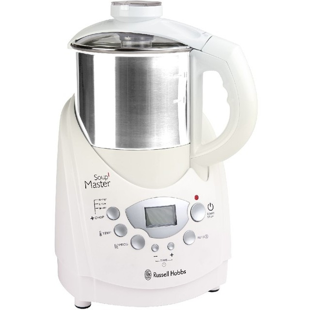 blender chauffant mistergooddeal russell hobbs soup master 18356 56 prix 109 99 euros ventes. Black Bedroom Furniture Sets. Home Design Ideas