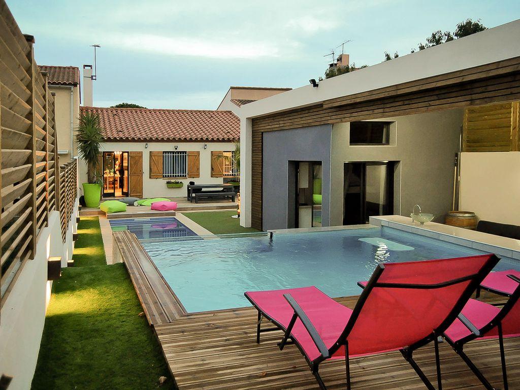 Abritel Location Bompas - Magnifique villa pour vos vacances en famille ou entre amis