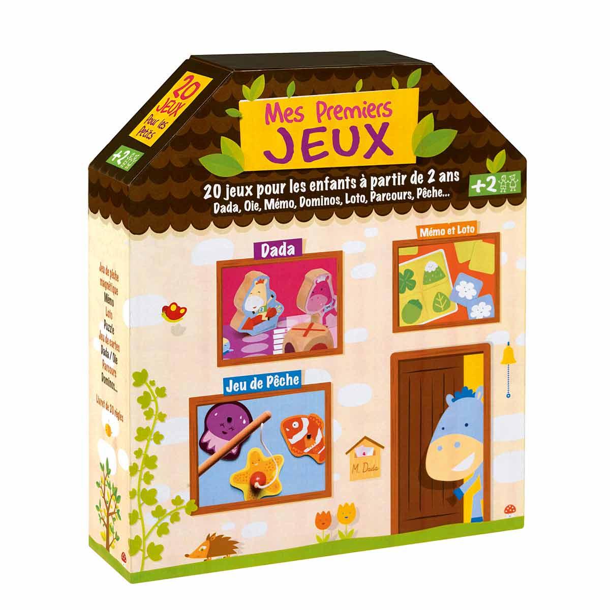 jouets oxybul eveil et jeux coffret mes premiers jeux pour enfant prix 31 00 euros ventes. Black Bedroom Furniture Sets. Home Design Ideas