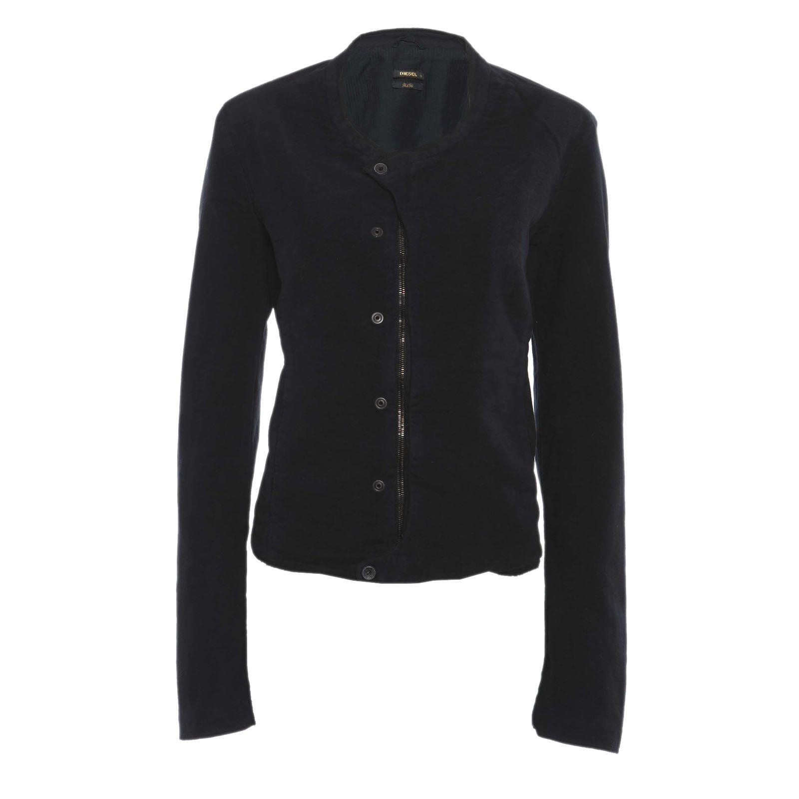Veste femme brandalley diesel veste en velours ghepet noire prix 69 00 euros ventes pas - Cafe velours noir pas cher ...