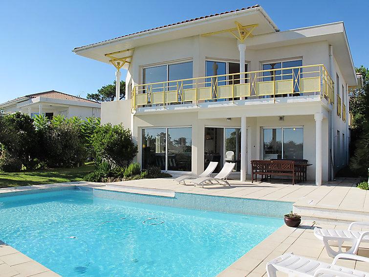 location mimizan interhome maison de vacances les pinasses mimizan ventes pas. Black Bedroom Furniture Sets. Home Design Ideas