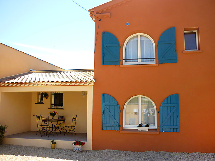Maison de vacances Le Clos Canta Joy au Cap d'Agde