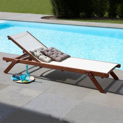 chaise longue la redoute bain de soleil eucalyptus ventes pas. Black Bedroom Furniture Sets. Home Design Ideas