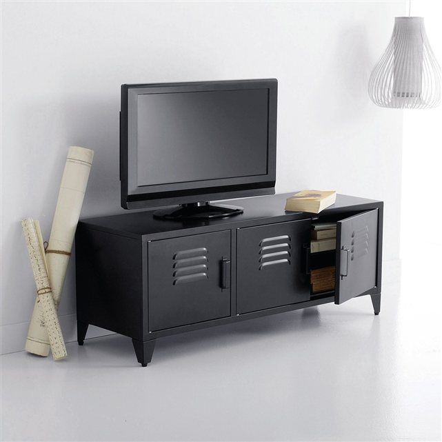 banc tv hiba pour cran jusqu 39 50 pouces 127 cm la. Black Bedroom Furniture Sets. Home Design Ideas
