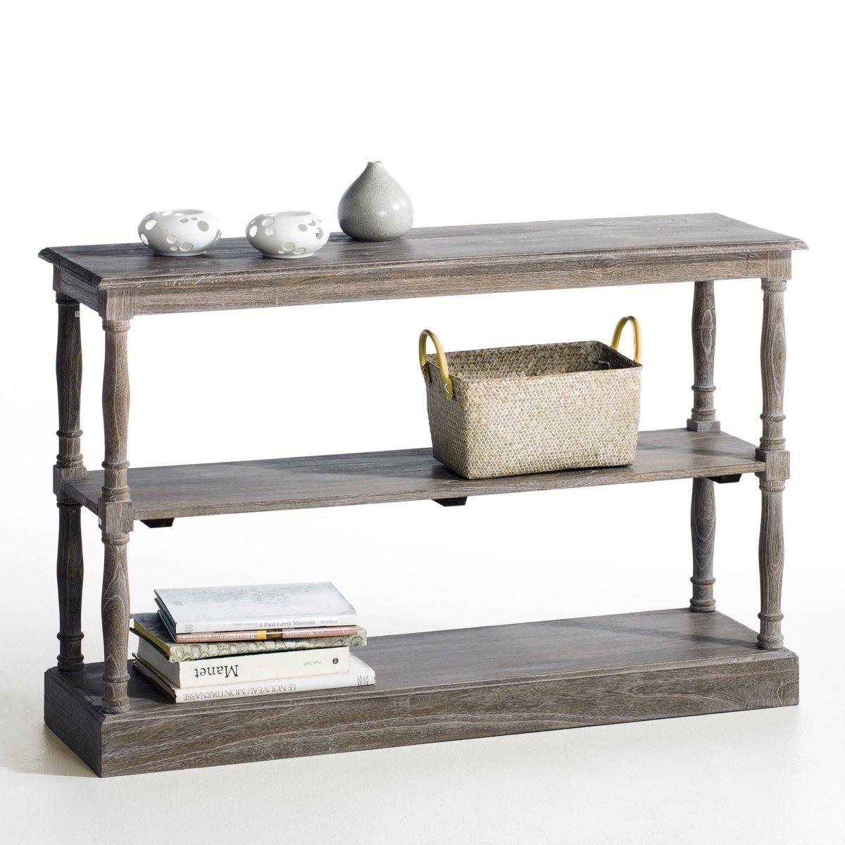 bout de canap la redoute console fa on table de drapier en acajou andante ventes pas. Black Bedroom Furniture Sets. Home Design Ideas