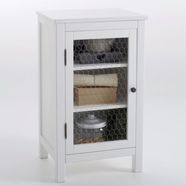 confiturier la redoute confiturier porte grillag e en pin perrine ventes pas. Black Bedroom Furniture Sets. Home Design Ideas