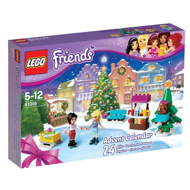 LEGO FRIENDS CALENDRIER DE L AVENT Lego Friends