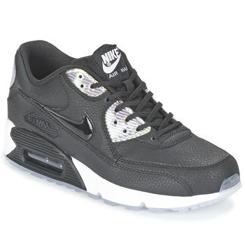 Nike AIR MAX 90 PREMIUM W Noir