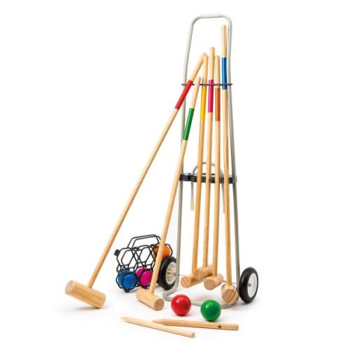 Croquet en bois familial Energybul création Oxybul,  Jeux d'adresse Oxybul Eveil et Jeux