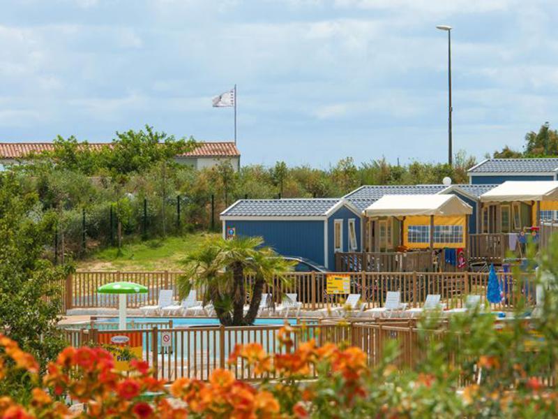 Ile de Ré Camping la Redoute Rivedoux plage