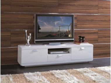 meuble tv usine deco meuble t l laqu lodge prix 249 00 euros ventes pas. Black Bedroom Furniture Sets. Home Design Ideas
