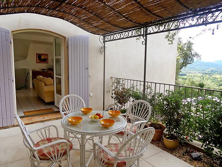 Location Grimaud Interhome, Maison de vacances Les Migraniers
