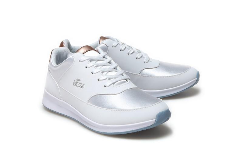 Sneakers Chaumont Lace Lacoste en textile