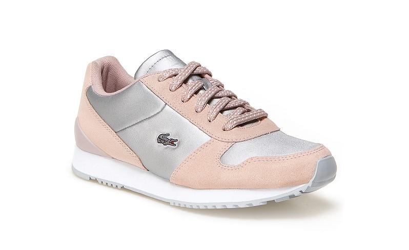 Sneakers suédées Trajet Lacoste