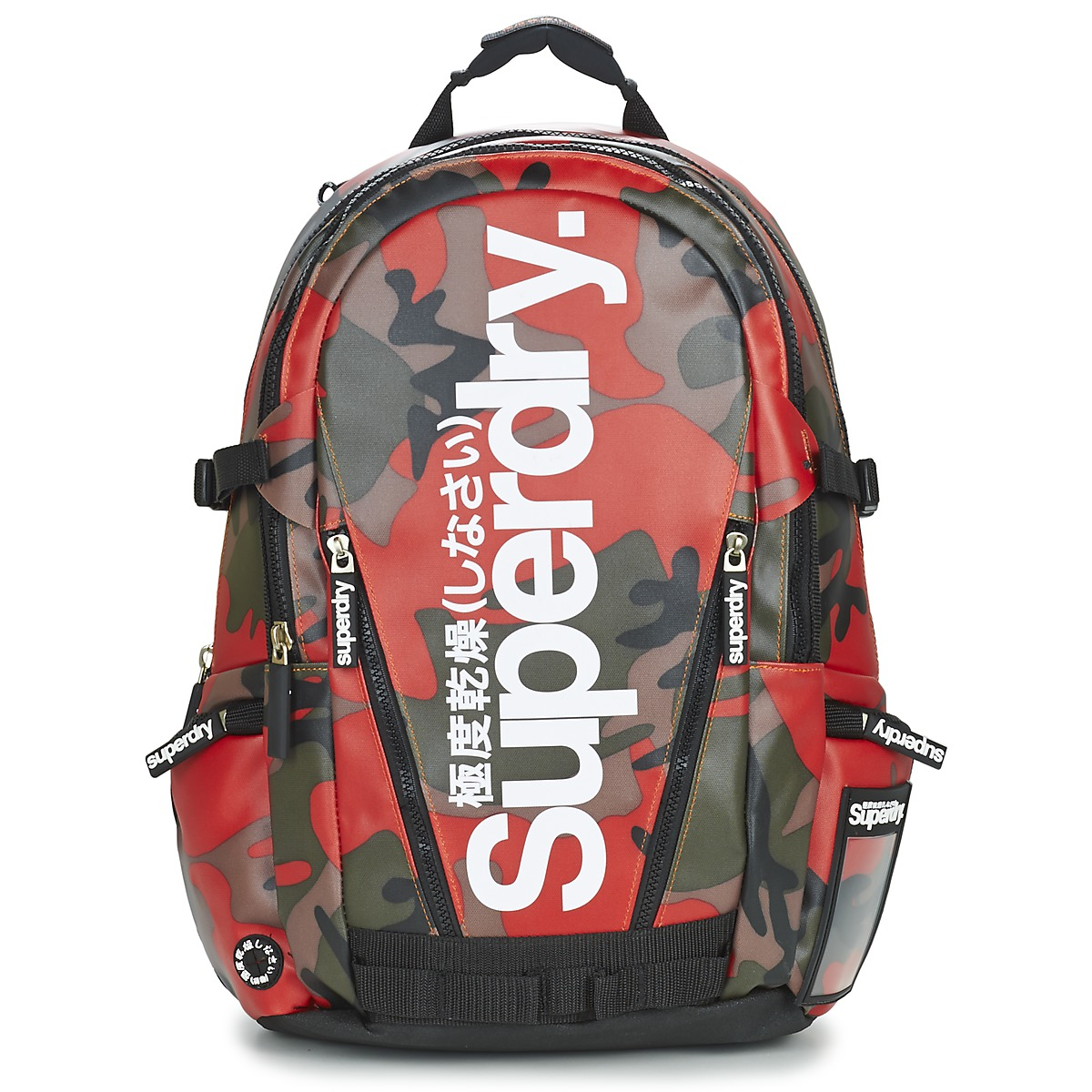 Superdry TARP BP Orange / Noir