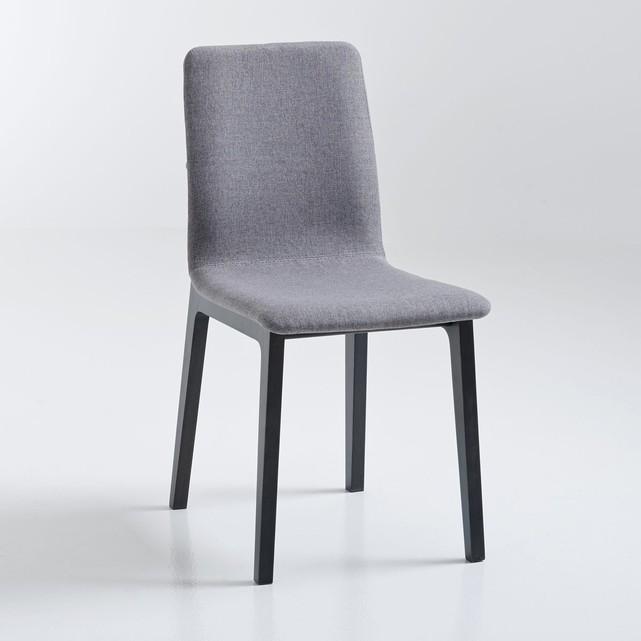 Chaise Atitud design E. Gallina (lot de 2) gris Am.Pm