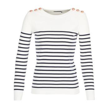 Petit Bateau FITNESS Blanc / Noir pour Femme