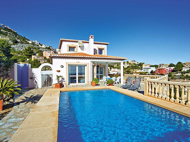 Location Espagne Interhome, Maison de vacances Cds 41-E à Jávea Benitachell