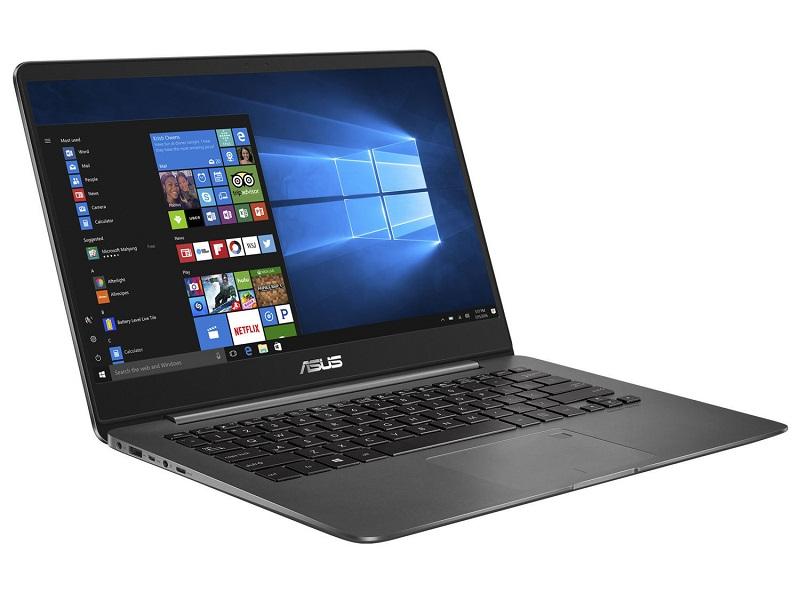 ASUS ZenBook Plus UX430 Gris métal pas cher - Ordinateur Portable Rue du Commerce
