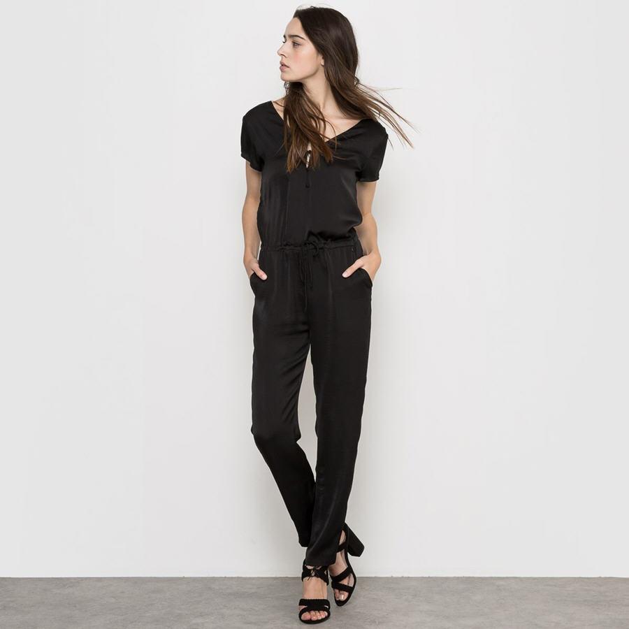combinaison pantalon fluide no lle pepe jeans combinaison femme la redoute ventes pas. Black Bedroom Furniture Sets. Home Design Ideas