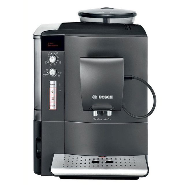 machine expresso verocafe lattepro tes51523rw bosch. Black Bedroom Furniture Sets. Home Design Ideas