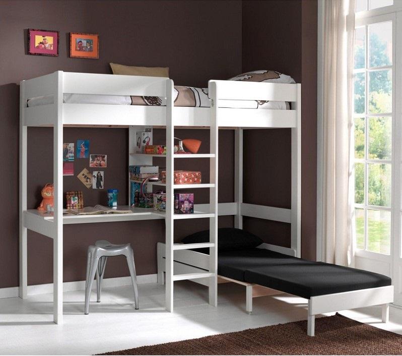 lit enfant superpos convertible terre de nuit soldes lit enfant la redoute ventes pas. Black Bedroom Furniture Sets. Home Design Ideas