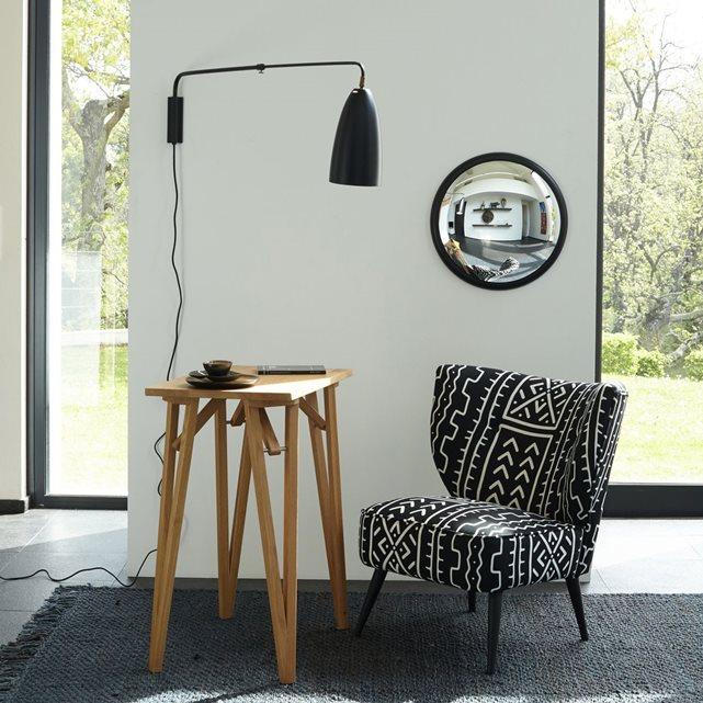 fauteuil motif bambara franck am pm fauteuil am pm. Black Bedroom Furniture Sets. Home Design Ideas