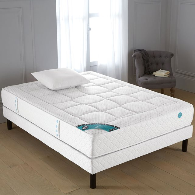 matelas ressorts ensach s merinos confort prestige ferme matelas la redoute ventes pas. Black Bedroom Furniture Sets. Home Design Ideas