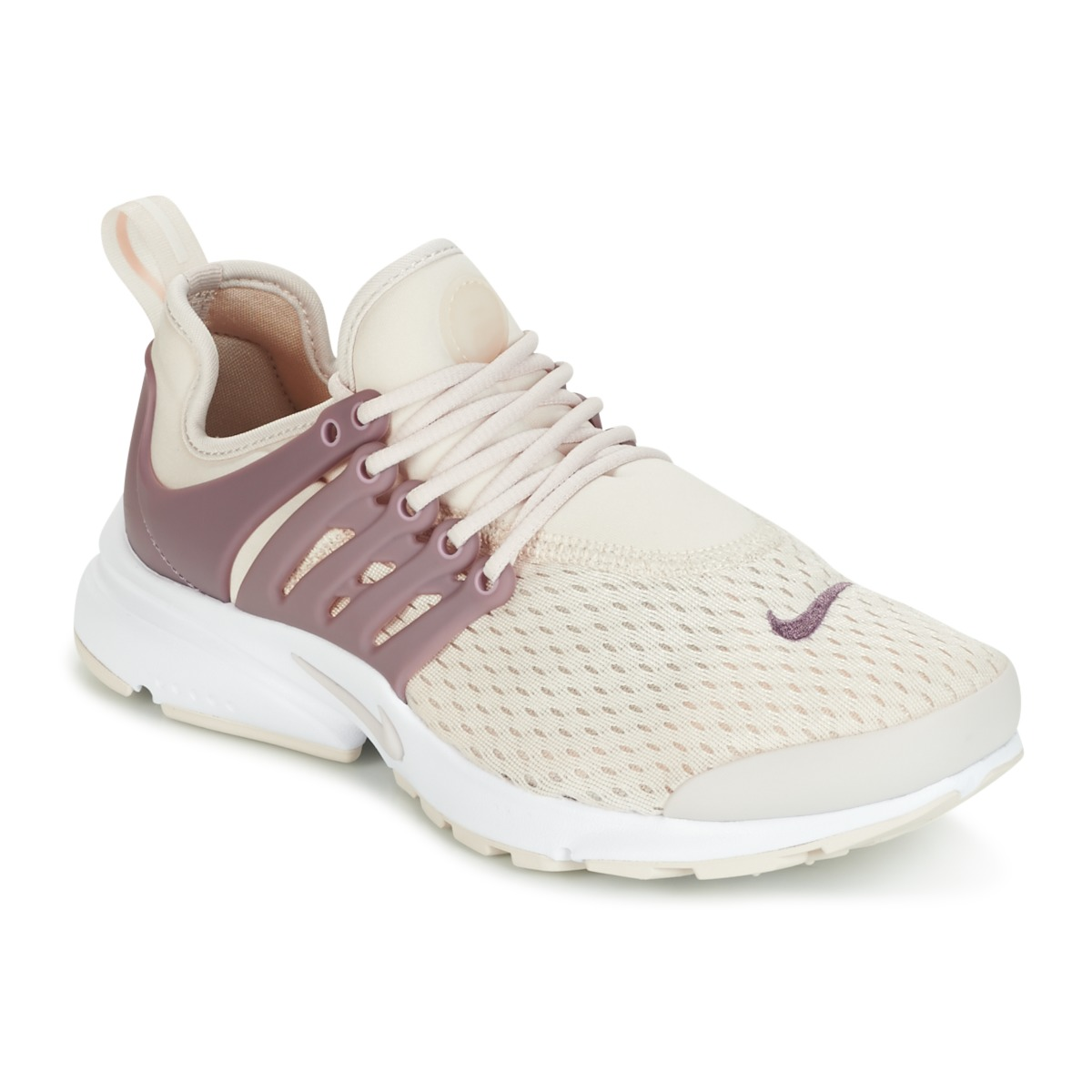 nike air presto w beige taupe pas cher baskets femme spartoo ventes pas. Black Bedroom Furniture Sets. Home Design Ideas