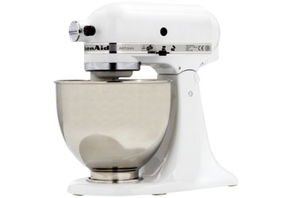 Robot imenager robot de cuisine kitchenaid 5ksm150ps ewh - Robot de cuisine kitchenaid ...