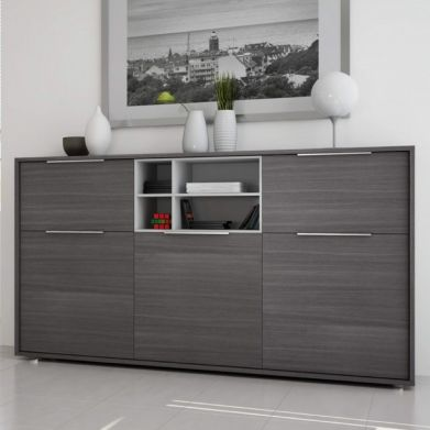 soldes buffet la redoute buffet design gina atylia. Black Bedroom Furniture Sets. Home Design Ideas