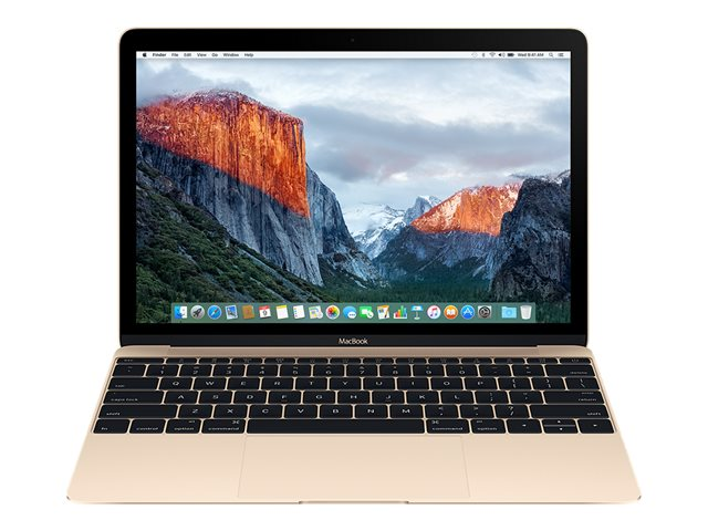 MacBook Apple MLHE2FN/A 12' Or