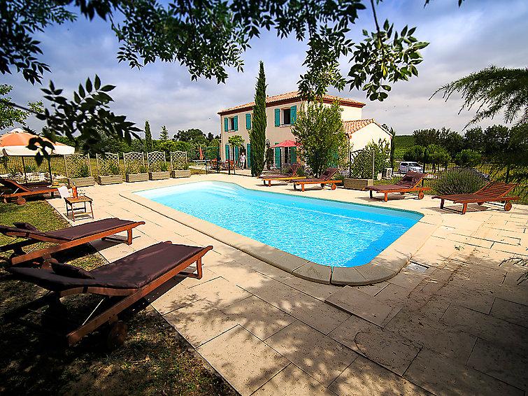 Location limoux interhome maison de vacances la fanny for Site recherche hotel pas cher